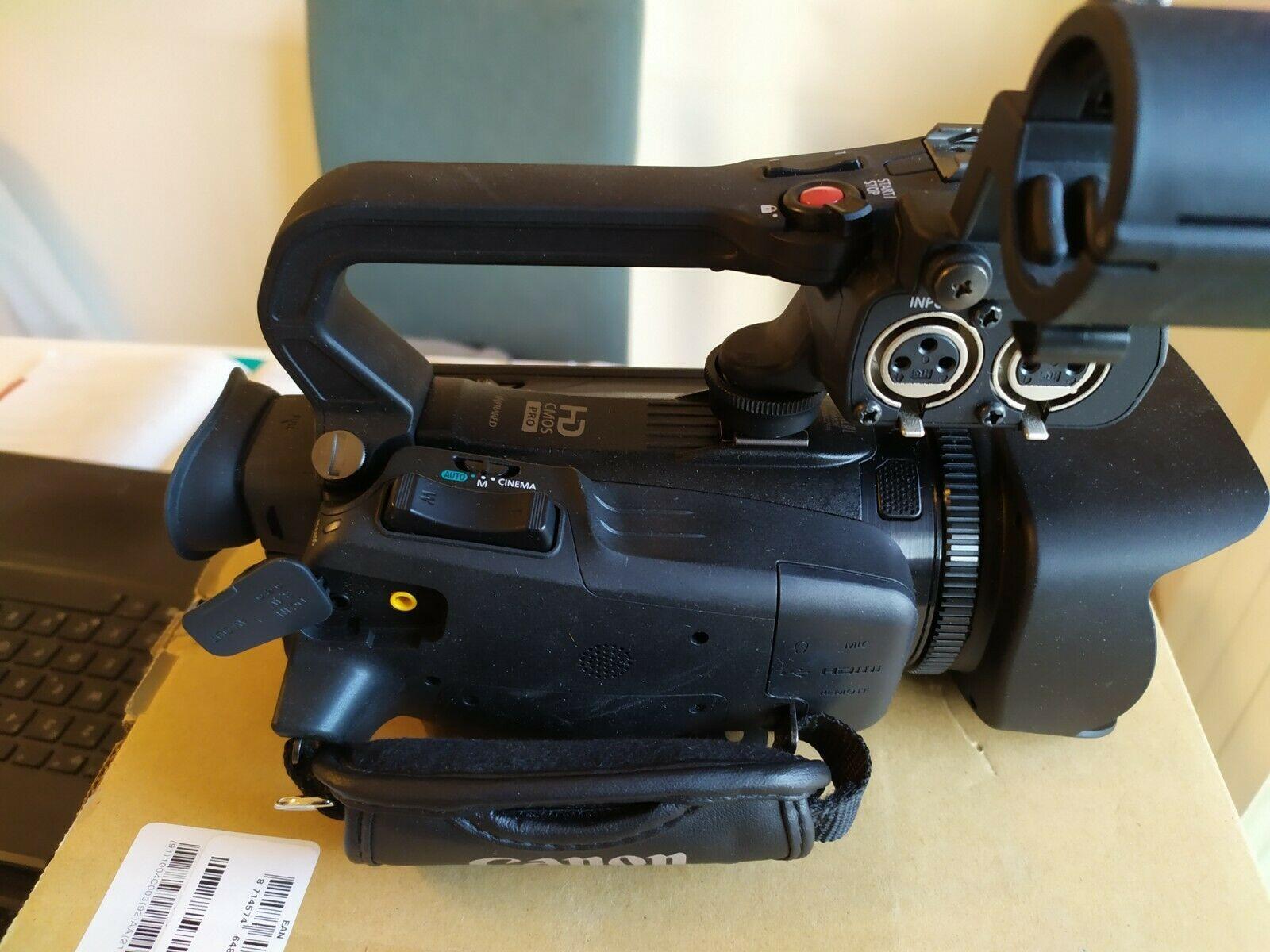 In vendita CANON-XA30-Videocamera-videocamera-HD-p