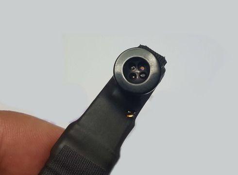 Micro camera nascosta a bottone diretta no esami