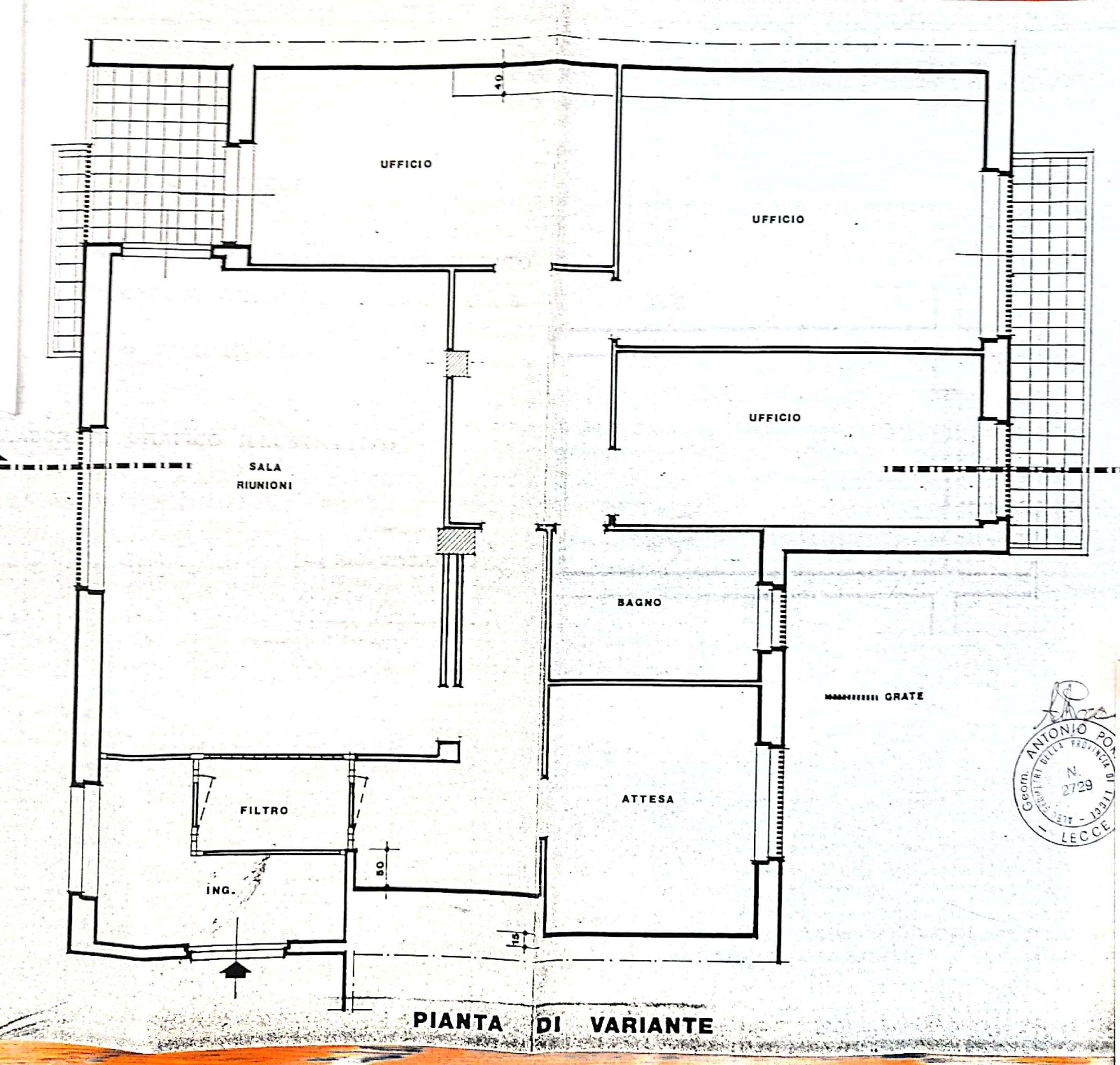 LECCE CENTRO Appartamento con affaccio su piazza M