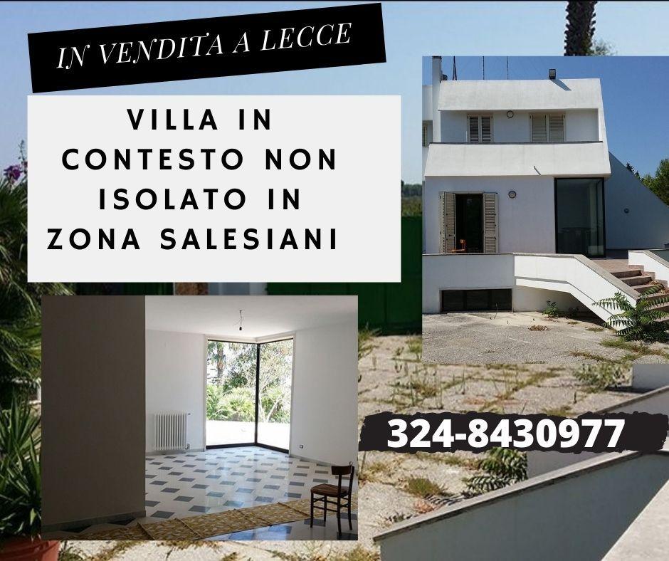 Villa in contesto non isolato  ZONA SALESIANI