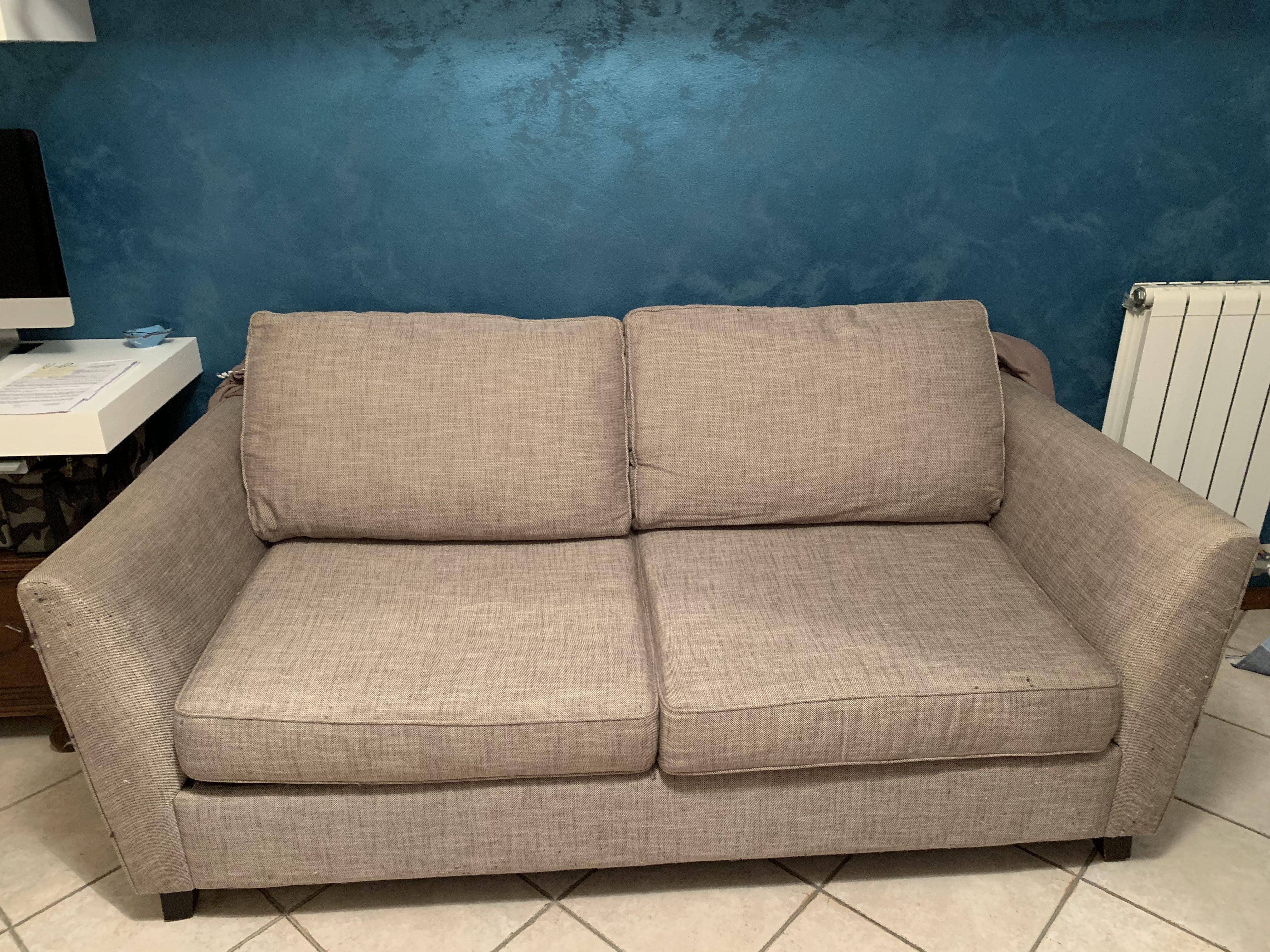 Vendo divano letto