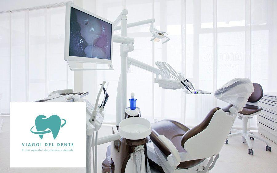 Viaggi in pulmino dal dentista a Rijeka in Croazia