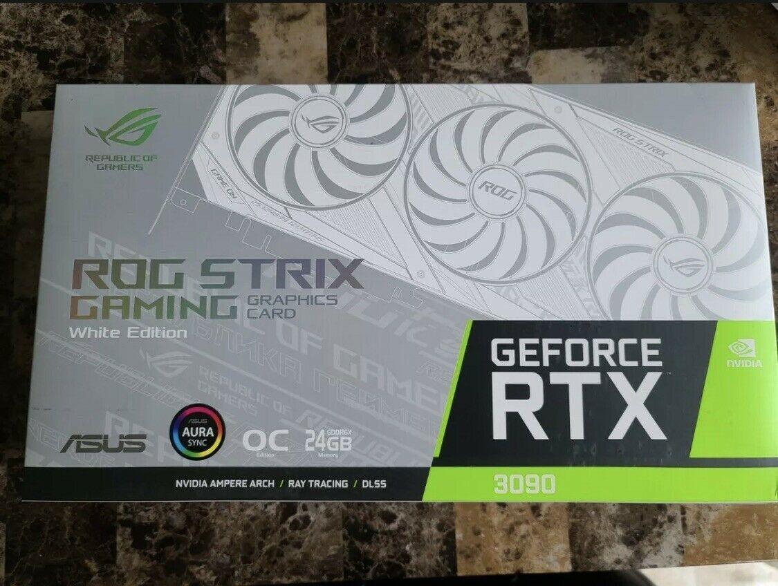 GEFORCE RTX 3090, RTX 3080, RTX 3070, RTX 3060 Ti