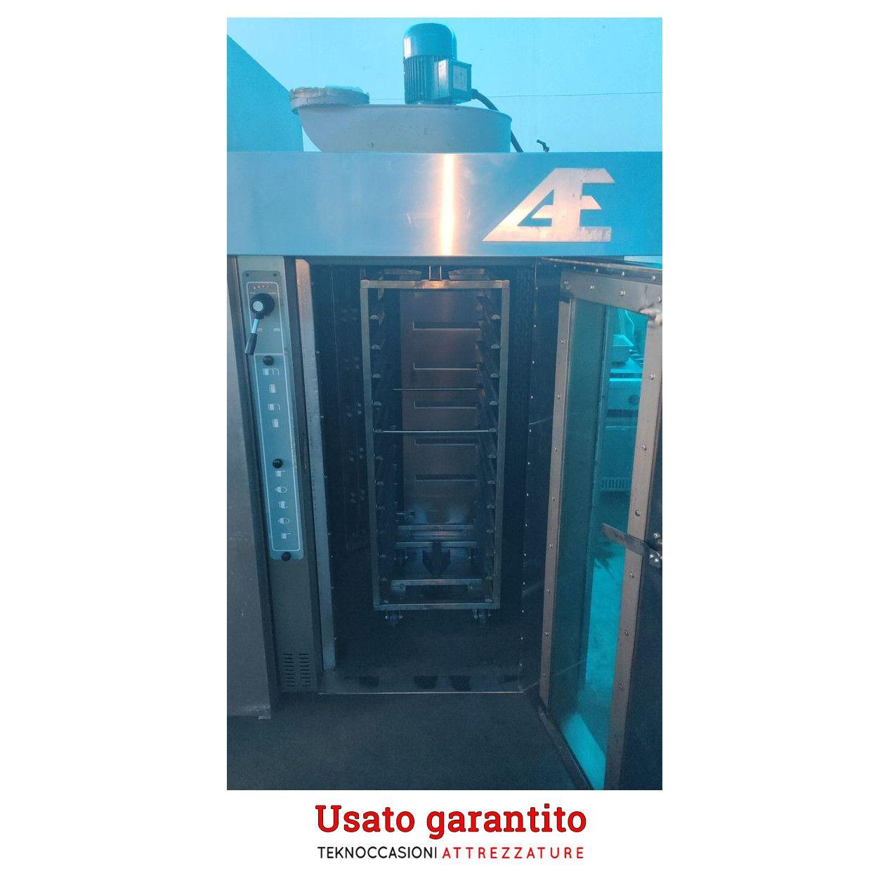 Forno a gas Mini Rotor 12 teglie usato garantito