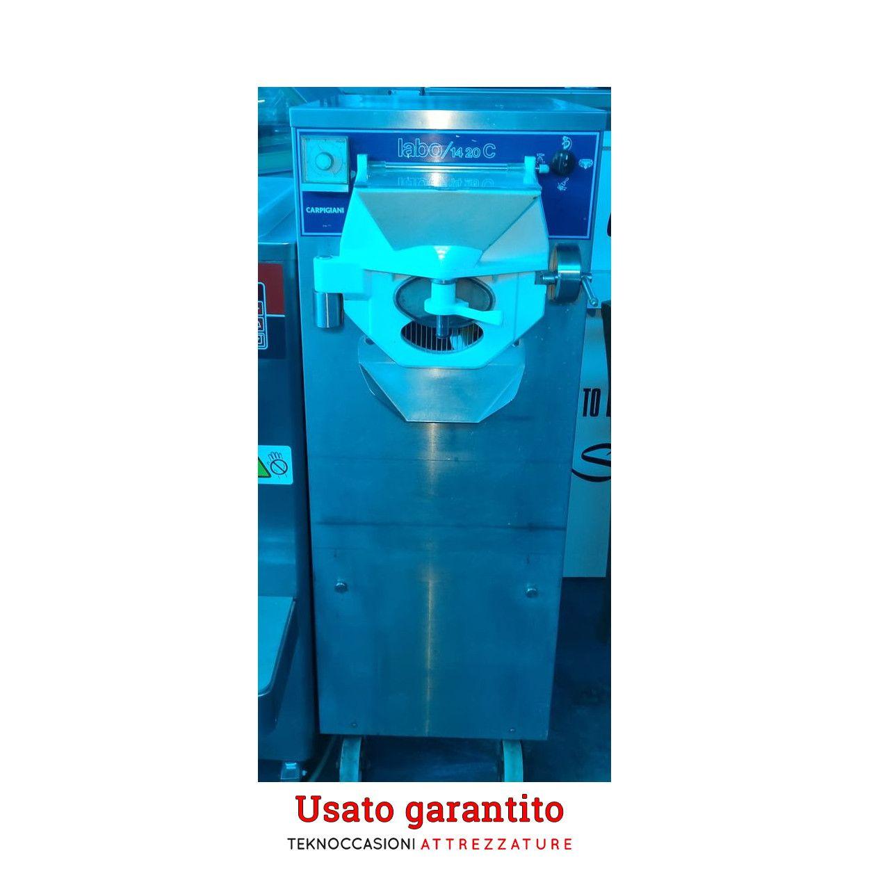 Mantecatore Carpigiani Labo14/20 C ad acqua