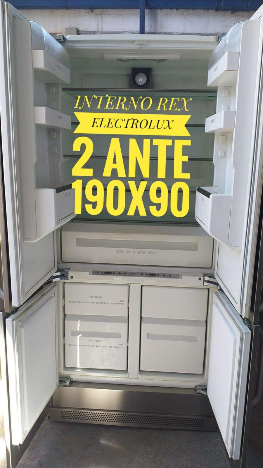 FRIGORIFERO REX ELECTROLUX  4 PORTE