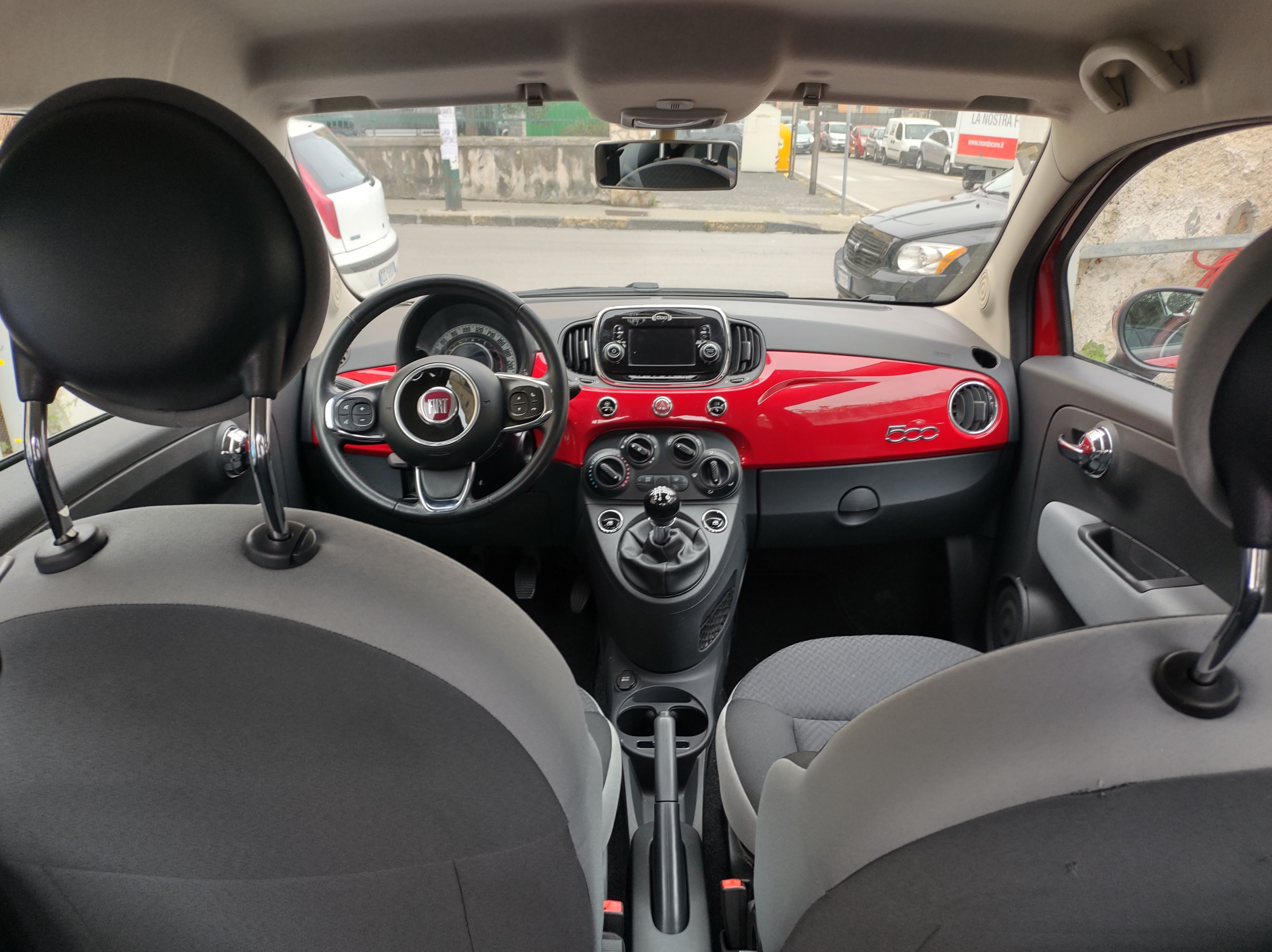 FIAT NEW 500 1200 69HP POP PACK LOUNGE