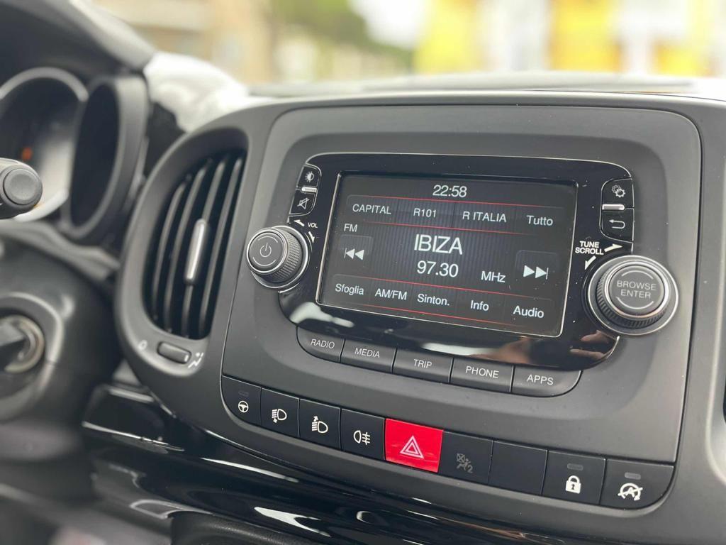 FIAT 500L 1300 MJ 95HP 2019 DA VETRINA