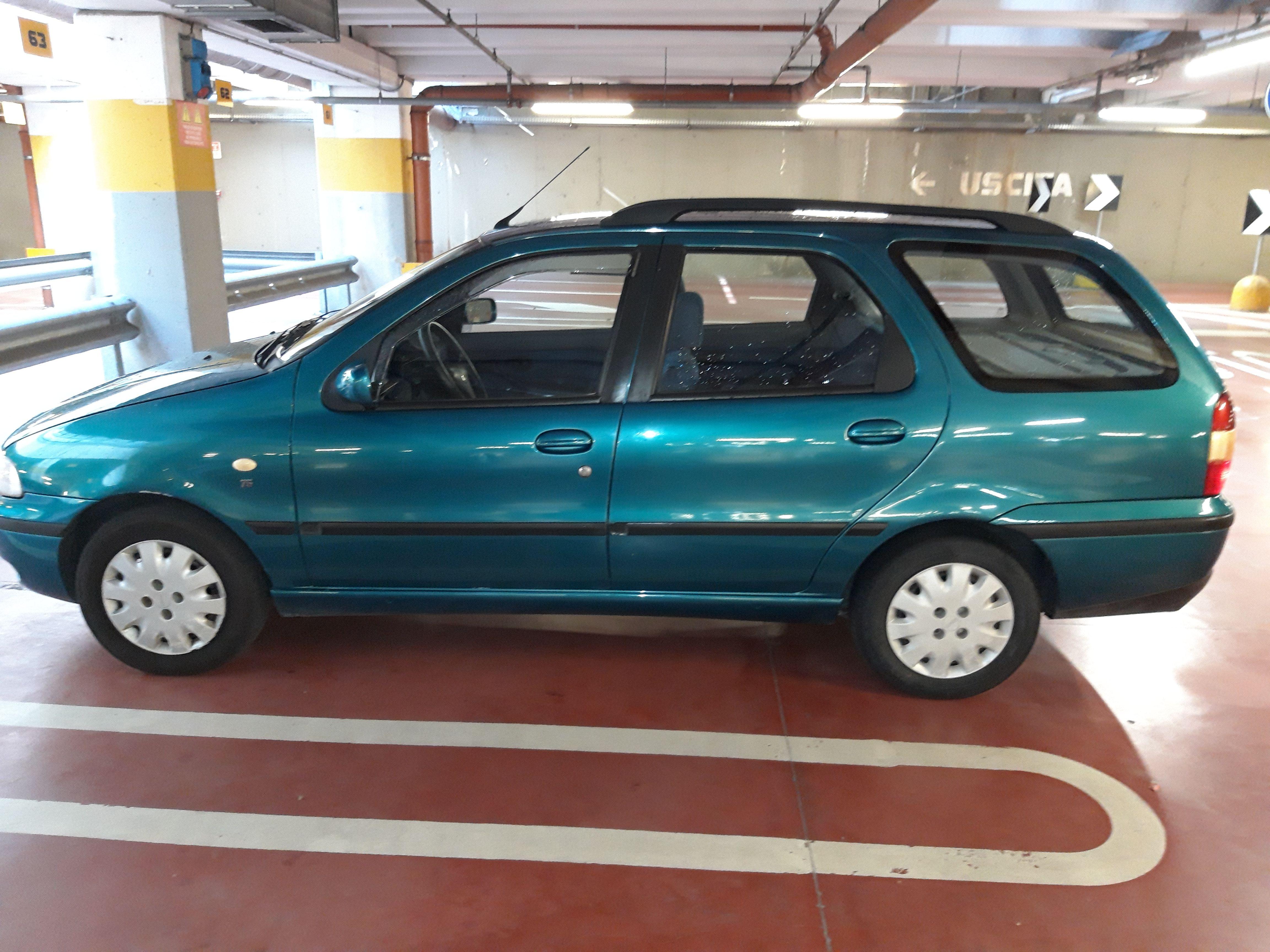 Fiat Palio station wagon 1.2 benzina, pochi km