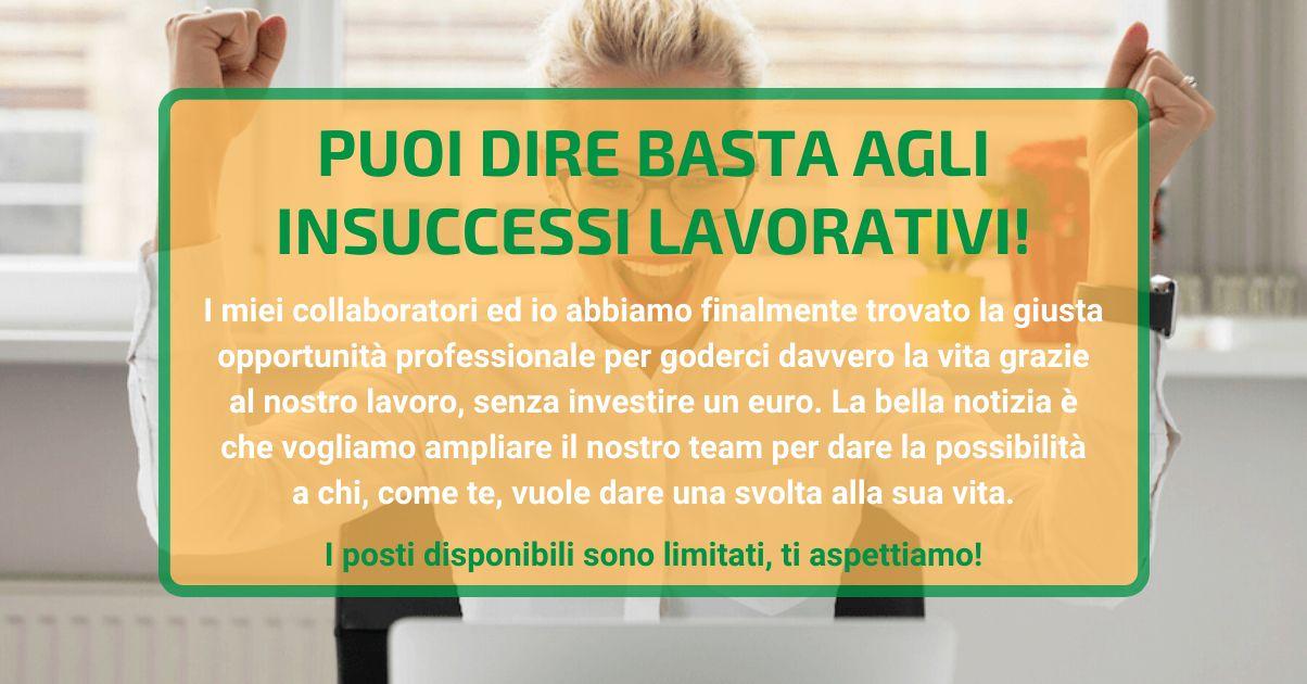 Ricerca Collaboratori in Smart Working