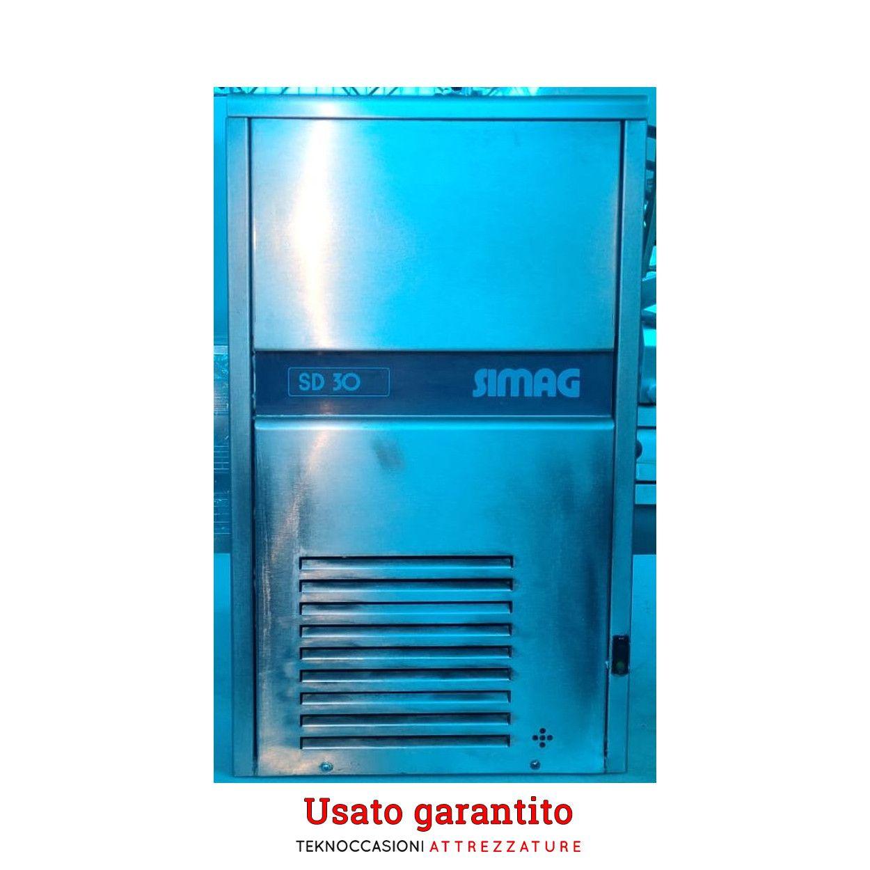 Fabbricatore di ghiaccio Simag 30 kg/h