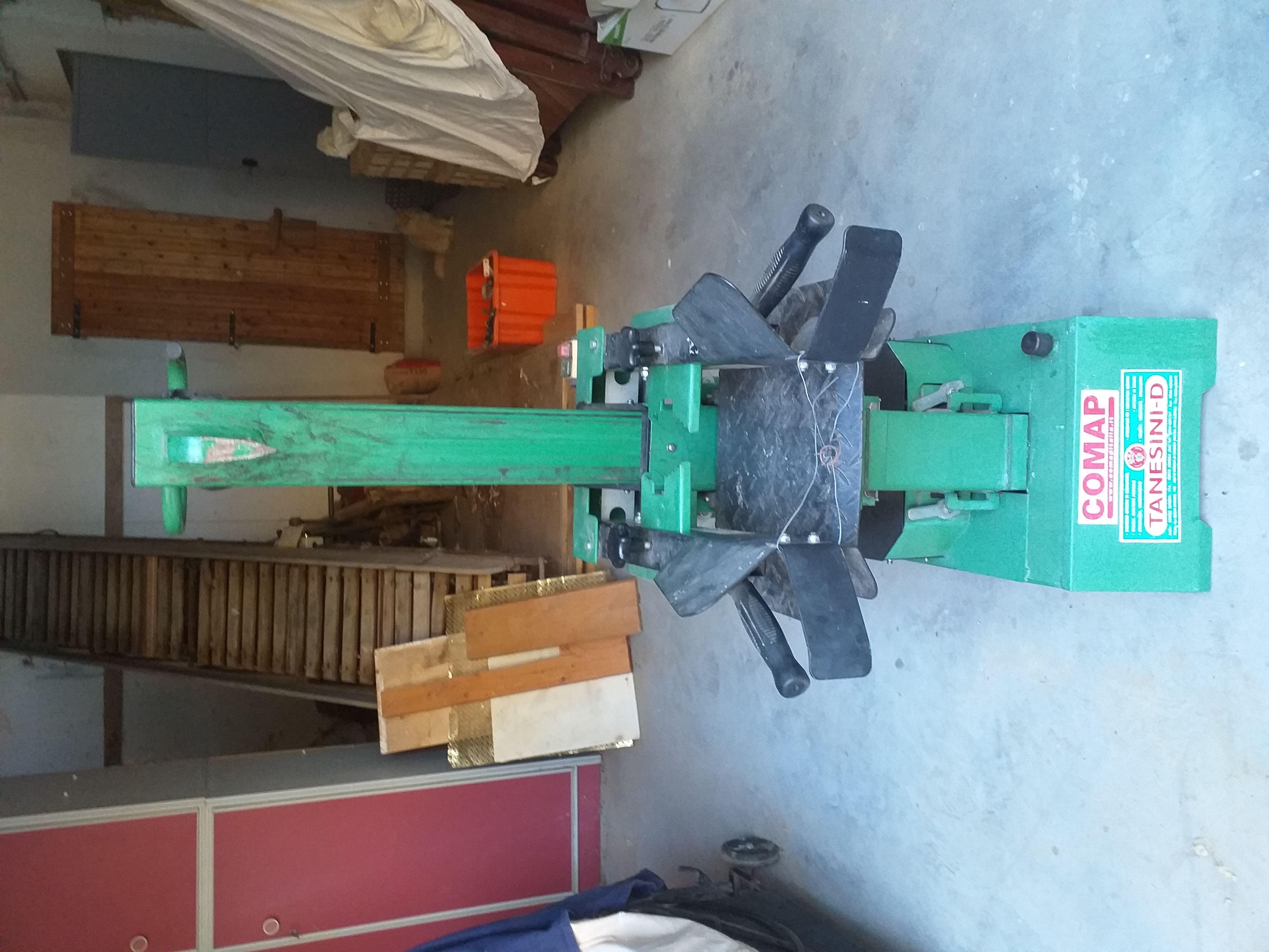 Spaccalegna COMAP 220 V 3000 W Forza 7 ton