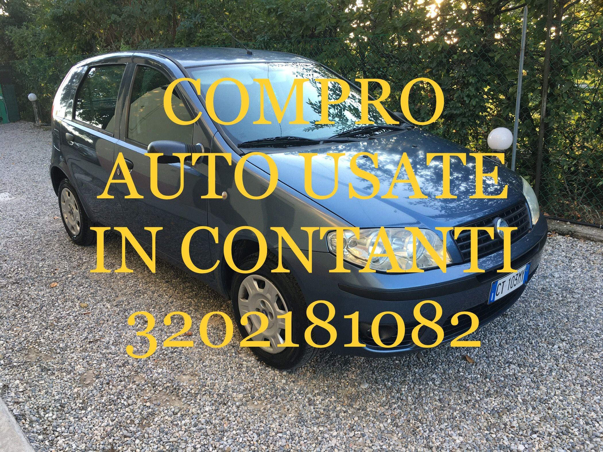 Acquistiamo auto usate Bologna 3202181082