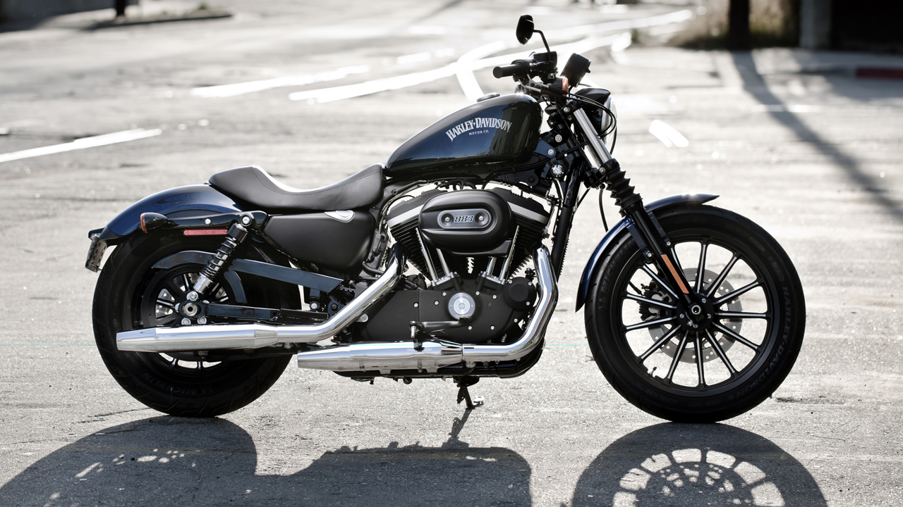 Harley Davidson 883 - 1998